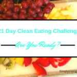 21 Day Challenge: Clean Eating!